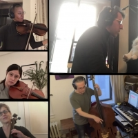 VIDEO: Jason Robert Brown Supports Local 802 with New Song- 'In the Time Of...'