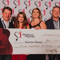 Tenille Townes' 10th Annual 'Big Hearts For Big Kids' Benefit Concert Raises $415,000 Photo