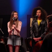 VIDEO: The Cast of HIGH SCHOOL MUSICAL: THE MUSICAL: THE SERIES Sings an Acoustic Ver Video