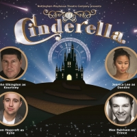 CINDERELLA Comes to Nottingham Playhouse Photo