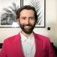 VIDEO: David Tennant Talks STAGED on THE LATE LATE SHOW Video