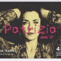 PATRIZIA, AMB Z se estrena el 25 de febrero en el Almeria Teatre Photo