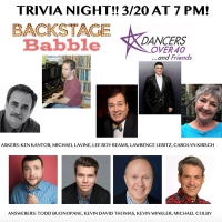 Lee Roy Reams, Lawrence Leritz and Carolyn Kirsch Join BACKSTAGE BABBLE TRIVIA Tomorr Photo