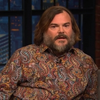 VIDEO: Jack Black Talks About Working With Jack White on LATE NIGHT WITH SETH MEYERS