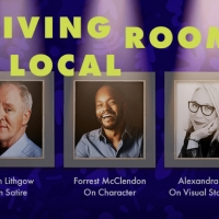 John Lithgow, Forrest McClendon and Alexandra Grant Headline Local Theater Company's  Photo
