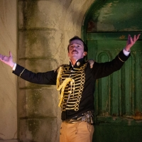 BWW Review: ELECTRIC POE A HAUNTING TALE BY THE COTERIE THEATRE Photo