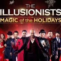 "BWW Interview: The Daredevil Talks About the Astonishing THE ILLUSIONISTS ��"" MAGIC O Photo"