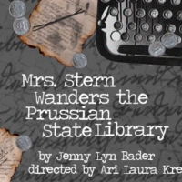 Arendt Center Founder, Playwright, Slated to Speak at MRS. STERN WANDERS THE PRUSSIAN STATE LIBRARY