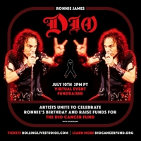 Ronnie James Dio Birthday Fundraiser Announced for Stand Up And Shout Cancer Fund Photo