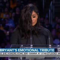 VIDEO: Vanessa Bryant Remembers Kobe And Gianna In Emotional Tribute
