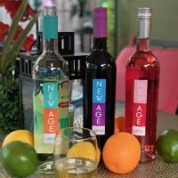 NEW AGE WINE Debuts Vibrant New Design Photo