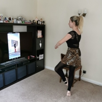 At The Home Barre: The Best Online Ballet and Contemporary Dance Classes Photo