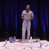 VIDEO: Daniel J. Watts Presents TedX Broadway Talk 'Letting the Paint Dry' Photo