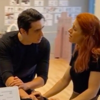 VIDEO: Bobby Conte Thornton and Teal Wicks in Rehearsal For LAST DAYS OF SUMMER Photo