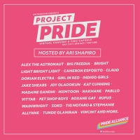 Grandstand Artists Join SMITHSONIAN PRIDE Photo