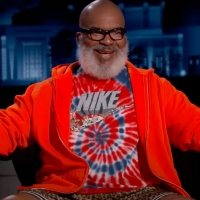 VIDEO: David Alan Grier Talks IN LIVING COLOR on JIMMY KIMMEL LIVE Photo