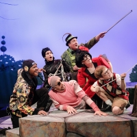 BWW Review: JAMES AND THE GIANT PEACH at Des Moines Playhouse: A Magical Journey Acro Photo