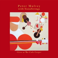 Peter Mulvey & SistaStrings Release 'Live at the Cafe Carpe' Photo