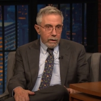 VIDEO: Paul Krugman Talks Taxes on LATE NIGHT WITH SETH MEYERS