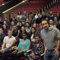Throwback Video: Lin-Manuel Miranda Gathers Old Classmates For Performance of Martin Luther King Song
