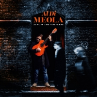 Al Di Meola Releases New Album ACROSS THE UNIVERSE