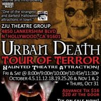 URBAN DEATH TOUR OF TERROR Returns To Los Angeles This Halloween Photo