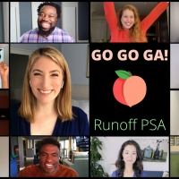VIDEO: Ali Ewoldt, Rena Strober and More Featured in 'Go Go GA' - a Broadway PSA for  Photo