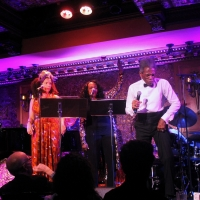 BWW Review: Andre De Shields Takes 54 Below Audience To Church And Back With BLACK BY Photo
