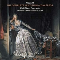 MultiPiano Ensemble and Hyperion to Release 'New' Mozart Work Photo