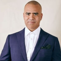 Christopher Jackson Named Ambassador to the Arts Recipient by The North Fork TV Festi Photo
