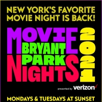 Bryant Park Movie Nights Announces Full Movie Lineup Photo