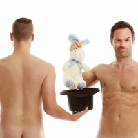 Mike Tyler of THE NAKED MAGICIANS says Detroit Audiences are in for an Orgy of Magic, Interview