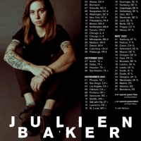 Julien Baker Announces 2021/22 North American & European Tour Photo