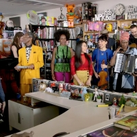 VIDEO: The Cast of HADESTOWN Performs a Tiny Desk Concert