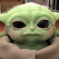 VIDEO: Grant Imahara of MYTHBUSTERS Creates Animatronic Baby Yoda
