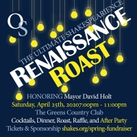 Oklahoma Shakespeare Presents A RENAISSANCE ROAST Celebrating Mayor David Holt Photo