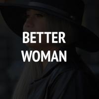 Thea Cruz Releases New Single 'Better Woman' Photo