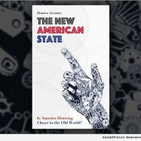 New Book THE AMERICAN STATE is Now Available in Kindle Unlimited Photo