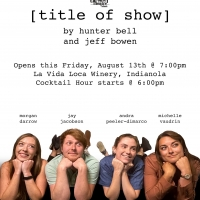 BWW Review: [TITLE OF SHOW] at Carousel Theatre Of Indianola Photo