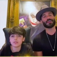VIDEO: Ramin Karimloo Challenges THE SHOWSTOPPERS to Write a Song in 24 Hours Video