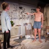 BWW Review: STRIPPED, King's Head Theatre