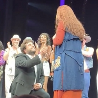 VIDEO: PRETTY WOMAN Cast Member Kimberly Blake Gets Proposed to On Stage Photo