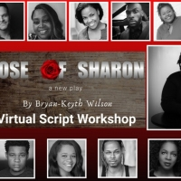 The Creative Co-Lab HTX|NYC Presents THE ROSE OF SHARON Virtual Reading & Live Benefi Photo