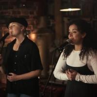 VIDEO: Watch Courtney Stapleton, Tyrone Huntley, Alexia Khadime and Emma Kingston Sing 'On Photo