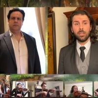 VIDEO: Quentin Garzón and Richard Todd Adams Sing 'Lily's Eyes' From THE SECRET GARDEN Photo