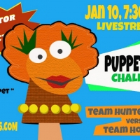 Livestreaming Game Show DIRECTOR VS DIRECTOR Announces Episode 7 - PUPPET SHOW CHALLE Photo