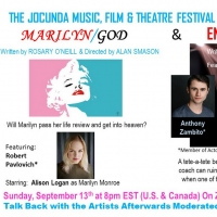 The JOCUNDA FESTIVAL's Virtual Play Reading Series Presents MARILYN/GOD By Rosary O'N Photo