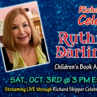 RICHARD SKIPPER CELEBRATES 50th Broadcast to Feature Children's Author Ruthie Darling Photo