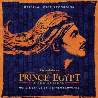 THE PRINCE OF EGYPT Cast Recording Will Be Released April 3 Photo