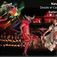 El Ballet Folklórico De Amalia Hernández Presenta Navidades En México Vía Online Photo